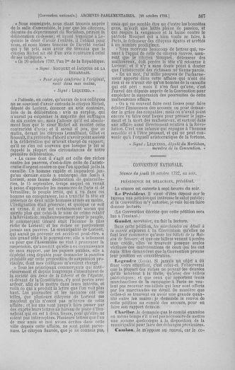 Tome 52 : Du 22 septembre au 26 octobre 1792 - page 567