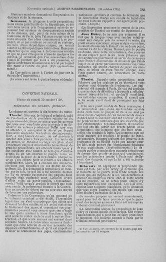 Tome 52 : Du 22 septembre au 26 octobre 1792 - page 583