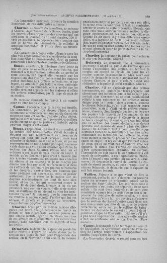Tome 52 : Du 22 septembre au 26 octobre 1792 - page 629
