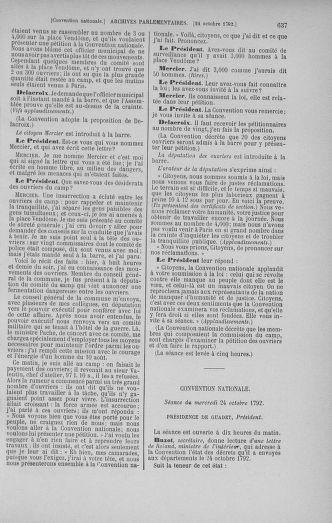 Tome 52 : Du 22 septembre au 26 octobre 1792 - page 637