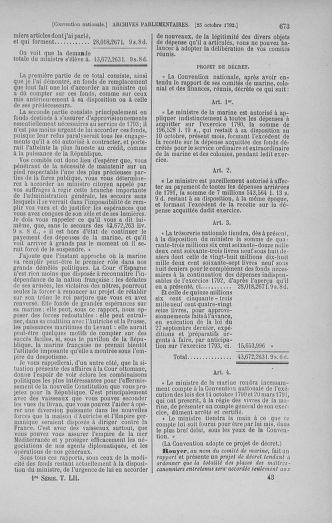 Tome 52 : Du 22 septembre au 26 octobre 1792 - page 673