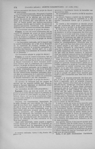 Tome 52 : Du 22 septembre au 26 octobre 1792 - page 674