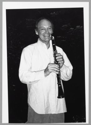 William Carter, clarinet