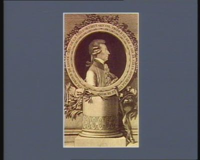 Ch. prince de Ligne chev. de la Tois. d'Or lieut. gen. col. propr. d'un reg. d'inf. de S.M.I.R. gouv. de la ville de Mons : [estampe]