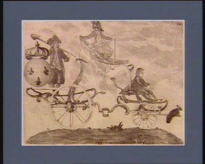 [Départ des Trois Ordres pour Versailles] [estampe]