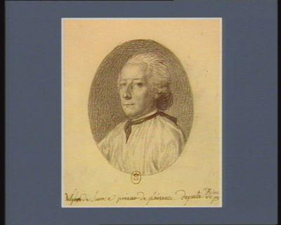 Delyon de Surade prieur de plaisance deputé de Poitou : [dessin]