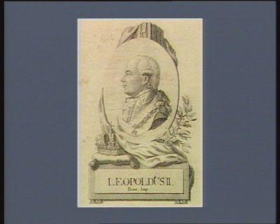 Leopoldus II rom. Imp. : [estampe]