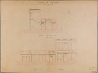 Palazzo della Sapienza. Dipendenze dalla Università, Villa già Gabrielli poi Museo Agrario, sezione