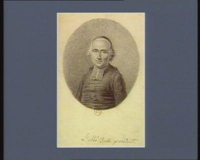 L' abbé Goutte president [dessin]