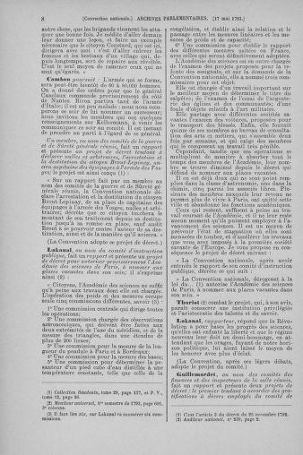 Tome 65 : Du 17 mai au 2 juin 1793 - page 8