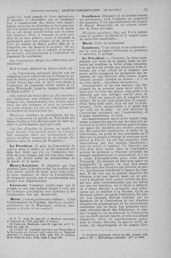 Tome 65 : Du 17 mai au 2 juin 1793 - page 43
