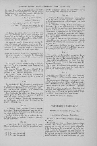 Tome 65 : Du 17 mai au 2 juin 1793 - page 51
