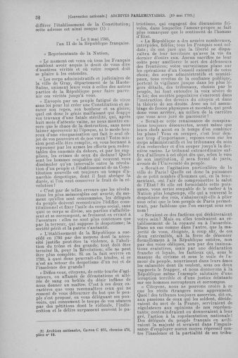 Tome 65 : Du 17 mai au 2 juin 1793 - page 52