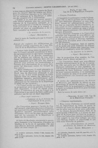 Tome 65 : Du 17 mai au 2 juin 1793 - page 54