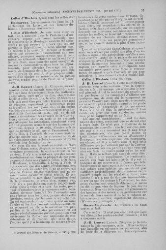 Tome 65 : Du 17 mai au 2 juin 1793 - page 57