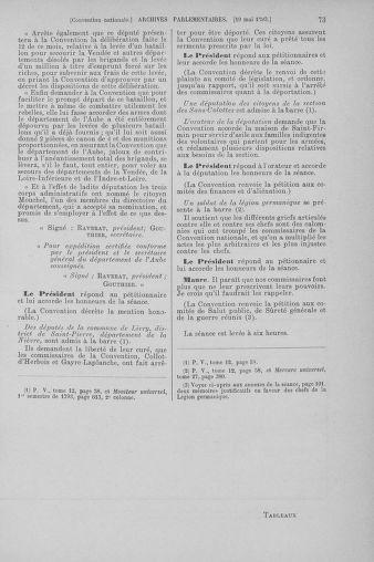 Tome 65 : Du 17 mai au 2 juin 1793 - page 73