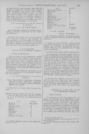 Tome 65 : Du 17 mai au 2 juin 1793 - page 133