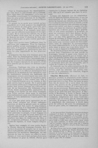 Tome 65 : Du 17 mai au 2 juin 1793 - page 155