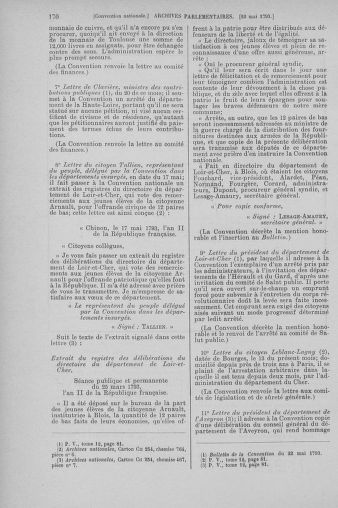 Tome 65 : Du 17 mai au 2 juin 1793 - page 170