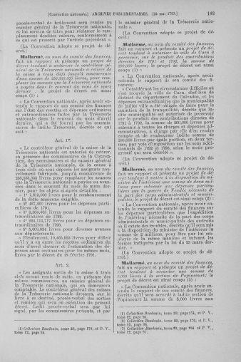 Tome 65 : Du 17 mai au 2 juin 1793 - page 183