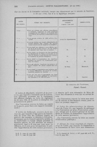 Tome 65 : Du 17 mai au 2 juin 1793 - page 292