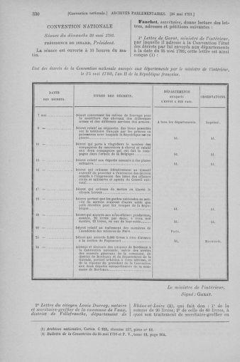 Tome 65 : Du 17 mai au 2 juin 1793 - page 330