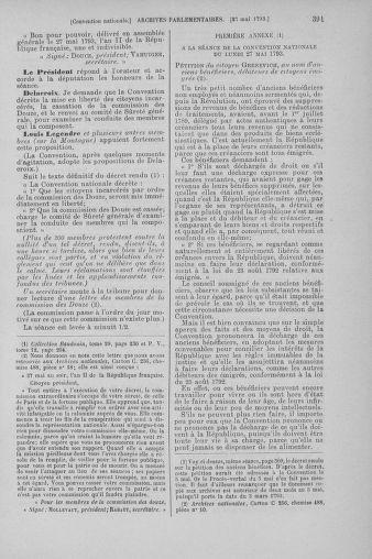 Tome 65 : Du 17 mai au 2 juin 1793 - page 391