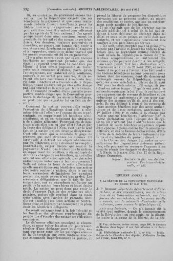 Tome 65 : Du 17 mai au 2 juin 1793 - page 392