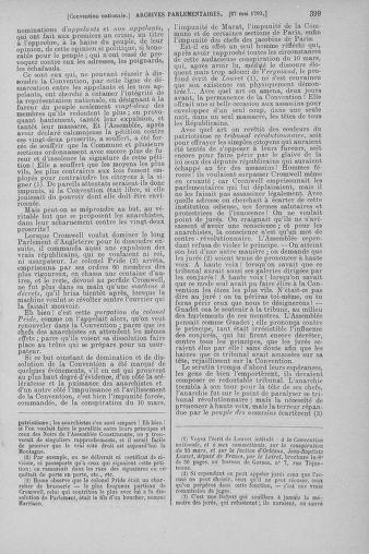 Tome 65 : Du 17 mai au 2 juin 1793 - page 399