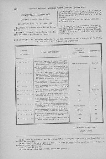 Tome 65 : Du 17 mai au 2 juin 1793 - page 482