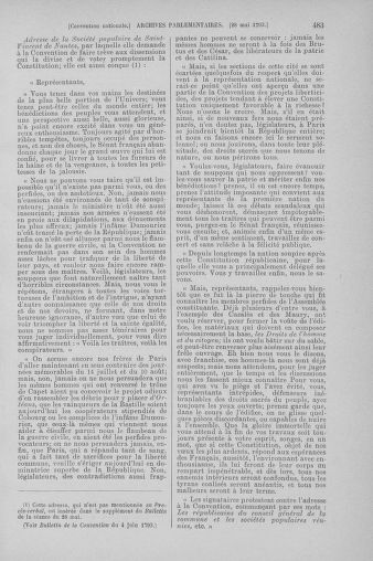 Tome 65 : Du 17 mai au 2 juin 1793 - page 483