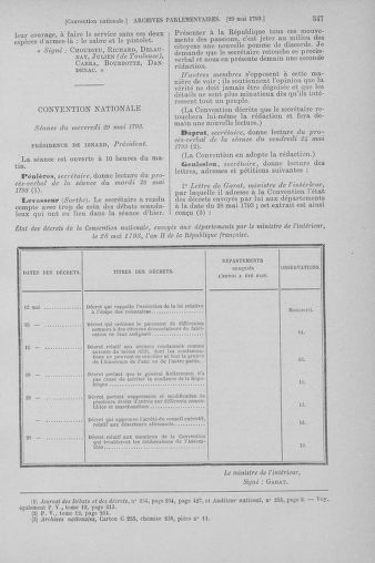 Tome 65 : Du 17 mai au 2 juin 1793 - page 547
