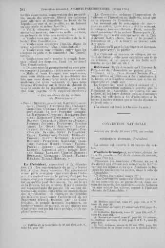 Tome 65 : Du 17 mai au 2 juin 1793 - page 584