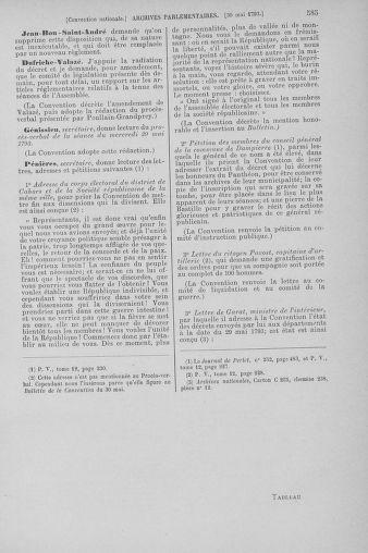 Tome 65 : Du 17 mai au 2 juin 1793 - page 585