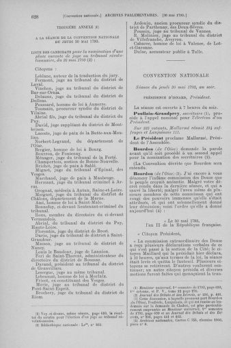 Tome 65 : Du 17 mai au 2 juin 1793 - page 628