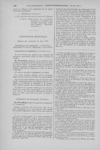 Tome 65 : Du 17 mai au 2 juin 1793 - page 638