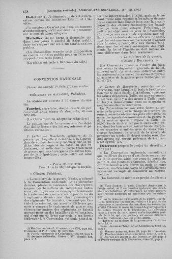 Tome 65 : Du 17 mai au 2 juin 1793 - page 658