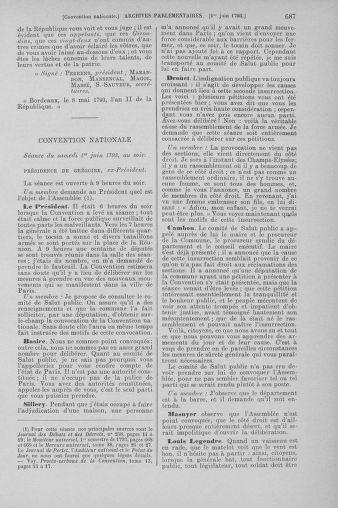 Tome 65 : Du 17 mai au 2 juin 1793 - page 687