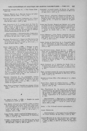 Tome 65 : Du 17 mai au 2 juin 1793 - page 767