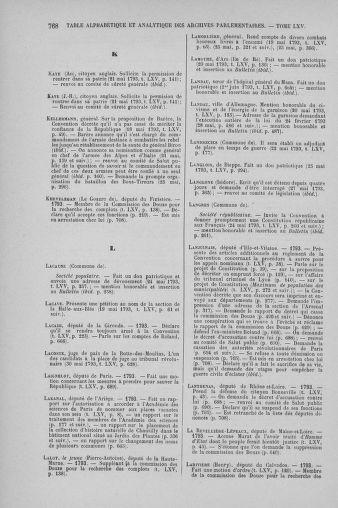 Tome 65 : Du 17 mai au 2 juin 1793 - page 768