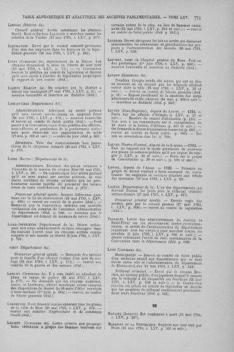 Tome 65 : Du 17 mai au 2 juin 1793 - page 771