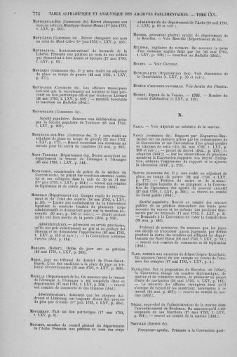 Tome 65 : Du 17 mai au 2 juin 1793 - page 776