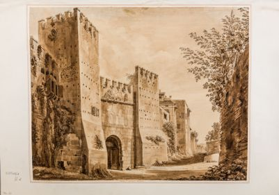 Porta San Lorenzo in Roma