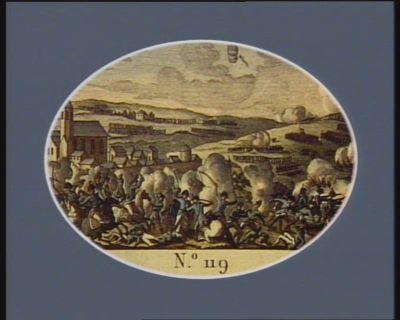 N.o 119 8 messidor (26 juin). Victoire célebre de Fleurus... : [estampe]