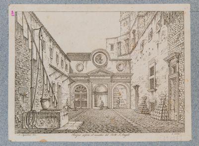 Piazza sopra il maschio del forte S. Angelo