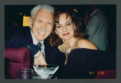 Wally Rose and Donna Ewald (Huggins)