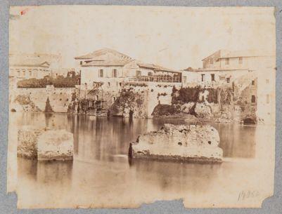 Ponte Sublicio, resti del ponte