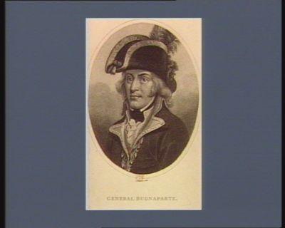 General Buonaparte [estampe]