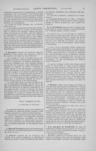 Tome 13 : Du 14 au 20 avril 1790 - page 45