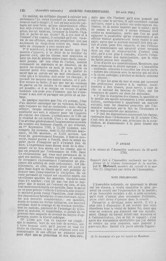 Tome 13 : Du 14 au 20 avril 1790 - page 120